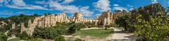 Les Orgues d'Ille-sur-Tet (Maxime Bonzi) Tags: fleuve tet sur lîle méditerranée mediteranean terre cheminées earth erosion fée nature orientales paysage pyrénnées tourisme