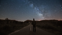 The Photographer and the Milkyway
