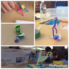 Bristlebots (diane horvath) Tags: makerspace bristlebots medfieldtech