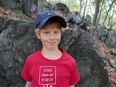 Kids Clean Air Force!