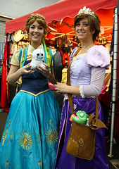 IMG_2146 (willdleeesq) Tags: frozen cosplay disney cosplayer rapunzel cosplayers tangled c4cc centralcoastcomiccon venturacomiccon venturac4cc