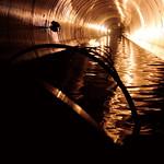 スパイラル自動製管管路更生工法の写真