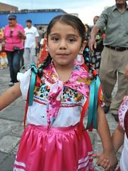 Oaxacan Girl Mexico (Ilhuicamina) Tags: girls people mexicana children gente oaxaca nina