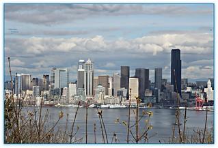 Seattle skyline!