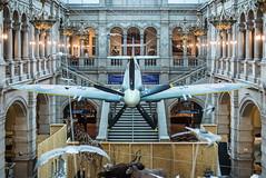 Kelvingrove Art Gallery and Museum (agataurbaniak) Tags: art museum 50mm scotland nikon gallery glasgow spitfire nikkor 50mm12 kelvingrove ais d600 nikkor5012 kelvingroveartgalleryandmuseum nikond600 nikkor50mm12 nikkorf12 spitfirela198 la198