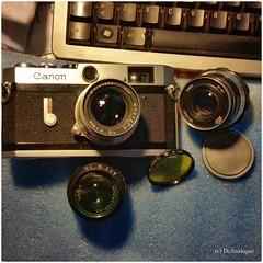 Canon P (dcanalogue) Tags: camera classic film japan 35mm canon vintage lens focus fsu 8 rangefinder ishootfilm m mount cameras porn soviet p mm manual jupiter 50 arsenal 39 find f28 isf ussr cccp lenses 61 industar cameraporn f35 f20 filmisnotdead zavod filmforever
