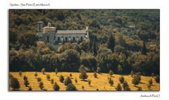 Spoleto - San Pietro Extra MoeniA (Andrea di Florio (5,000,000 views)) Tags: nikon san chiesa piazza spoleto umbria interno pietro scultura religione d600 lucenaturale andreadiflorio