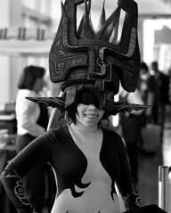 Cosplay : ComicCon Québec 2015 (eburriel) Tags: fun costume october comic play cosplay makeup exposition québec disguise zelda salon cosplayer dccomics marvel comiccon maquillage heros コスプレ congrès 2015 déguisements تأثيري