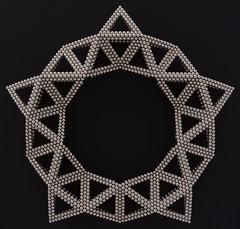 """Pentagonal Ring of Octahedron Frames <a style=""""margin-left:10px; font-size:0.8em;"""" href=""""http://www.flickr.com/photos/94129525@N07/22264271478/"""" target=""""_blank"""">@flickr</a>"""