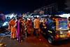 India - Odisha - Bhubaneswar - Streetlife With Auto Rickshaw