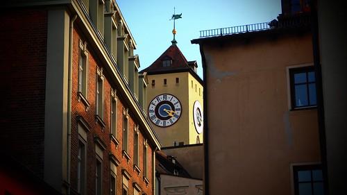 Regensburg - Town Hall