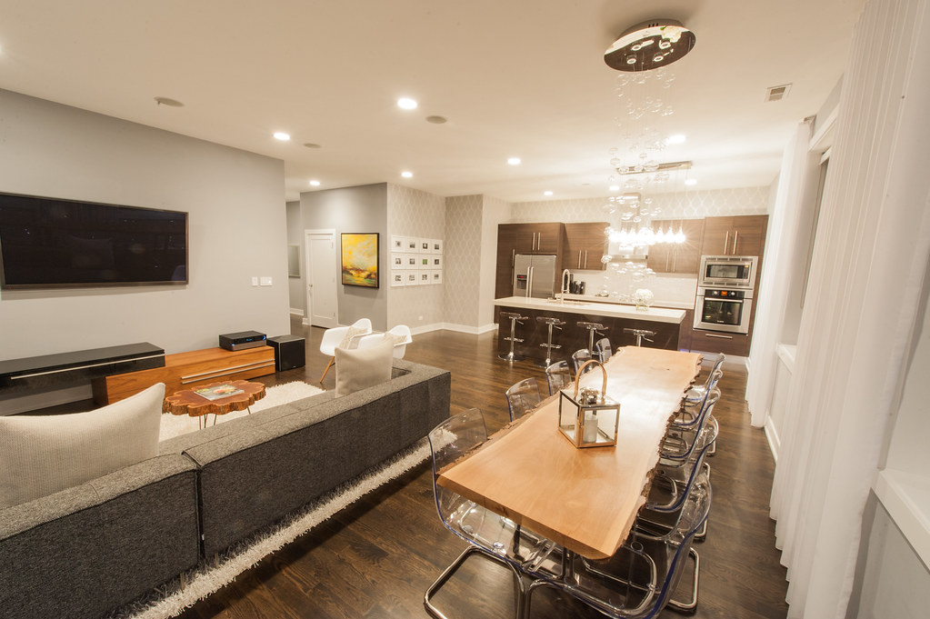 Luxury apartment in the West Loop