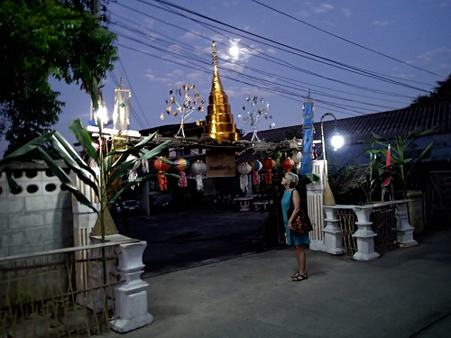 Loi Krathong decorations