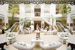 Amazing Luxury Bangkok Trip... (Alain BKK) Tags: trip rooftop thailand bangkok mandarin oriental luxury sirocco bangkokbynight thaifusion bangkokluxury issaya