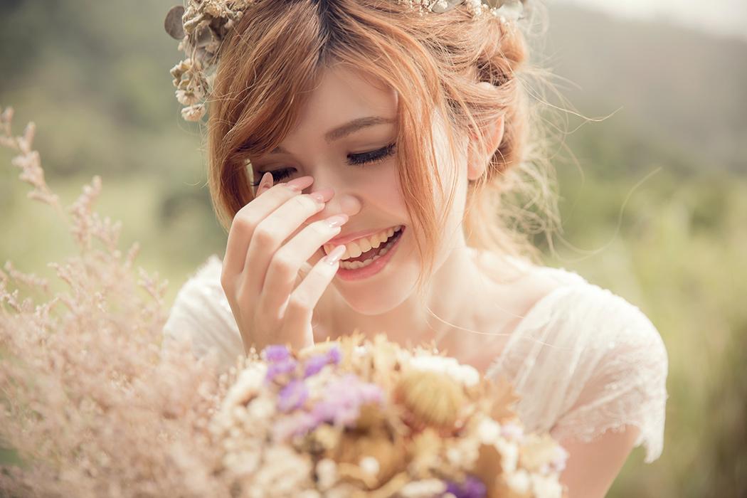 愛瑞思造型團隊,新秘Hanya,自助婚紗,Dream婚紗工坊,臉紅紅工作室,陳大熊攝影,花圈飾品,婚紗造型,景點陽明山