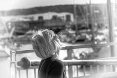 Catching the sun (Allan Jones Photographer) Tags: blackandwhite bw monochrome photoshop wow bokeh depthoffield vignetting canonef100400mmf4556lisusm canonef100400mm bokehlicious allanjones canon5d3 allanjonesphotographer