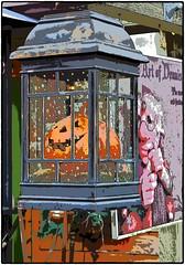 Two Faces (NoJuan) Tags: jackolantern pumpkins olympus xz2 olympusartfilter countryvillagebothellwa olympusxz2
