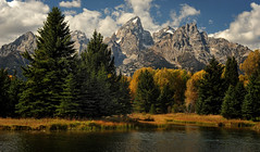 End of the Trail (Jeff Clow) Tags: vacation holiday bravo getaway mothernature grandtetonnationalpark roadlesstraveled offthebeatenpath jacksonholewyoming