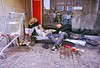 People Sleeping In Their Shoes (Steve Lundqvist) Tags: street sleeping copenhagen denmark raw sleep homeless alcool hobo sonno clochard barbone senzatetto povero halcohol halcoholic