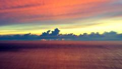(plot19) Tags: uk sunset red sea england seascape west english water st sunrise photography coast seaside cornwall britain sony south son western british ives cornish rx100 britishcoast plot19