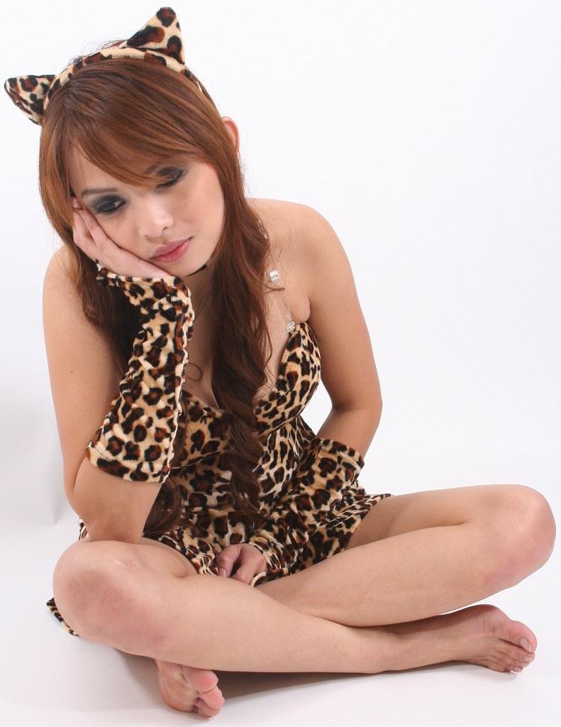 Asian girl model philippine wild