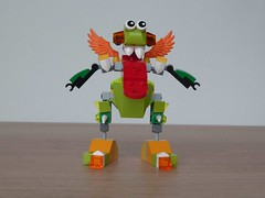 LEGO MIXELS GURGGLE TUNGSTER MIX or MURP? Instructions Lego 41549 Lego 41544 (Totobricks) Tags: make mix howto instructions build series5 murp series6 gurggle tungster glorpcorp totobricks lixers lego41544 lego41549