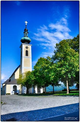 """Pfarr- und Wallfahrtskirche """"Maria Attersee"""""""