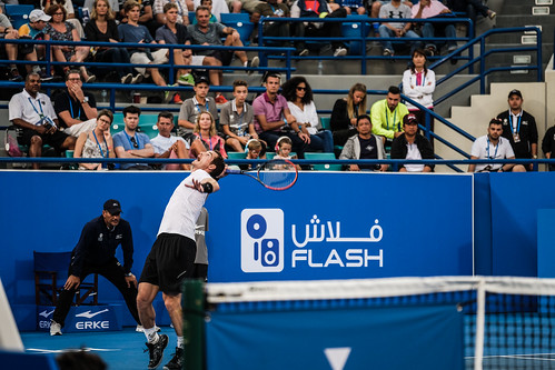 "Andy Murray's service against David Goffin • <a style=""font-size:0.8em;"" href=""http://www.flickr.com/photos/125636673@N08/31180772813/"" target=""_blank"">View on Flickr</a>"