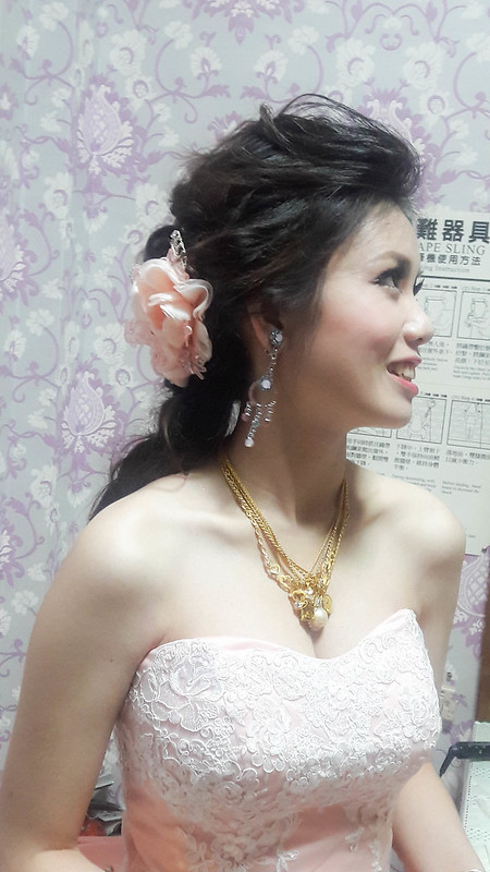 新秘,新娘秘書,大北京餐廳,嘉義新秘