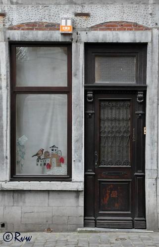 Mons / Bergen -- Rue d'Havré 112