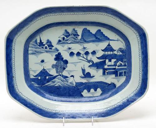 19th C. Canton Platter ($112.00)