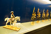 Frederick the Great on horseback (quinet) Tags: 2016 berlin germany museumofberlin soldaten spielzeug jouets soldats soldiers toy