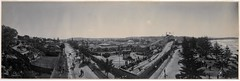 Panorama of Manly Water Chute and Toboggan, 1903 / by Melvin Vaniman (State Library of New South Wales collection) Tags: statelibraryofnewsouthwales panorama