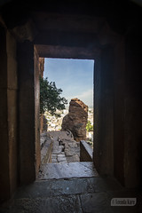 Badami Caves (Vinda Kare) Tags: india ancient karnataka badami caves vatapi bagalkot sandstone