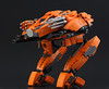 Vangaurd V2 (DeadGlitch71) Tags: artilery chaingun custom guns lego machine mech minigun missles moc orange pilot recon robot scout vangaurd energygun robopacalypse ldmseries machinegun clone robocop space mecha battlemech mechassault combatmech raptor stiletto pistonleg scifi