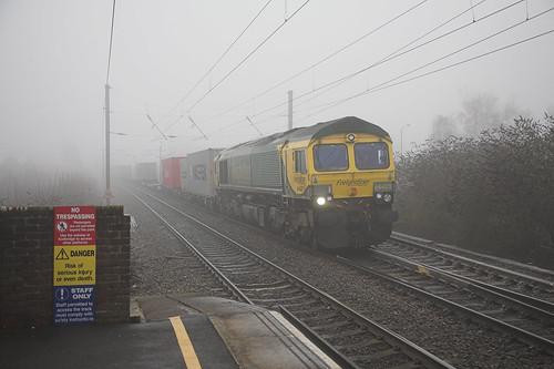 66420 at Stowmarket