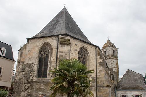 Église Saint Florentin à Amboise