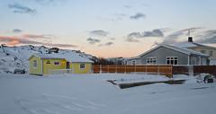 Stykkishólmur (geh2012) Tags: stykkishólmur snæfellsnes ísland iceland hús house ský cloud snjór snow gunnareiríkur geh gunnareiríkurhauksson