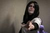 _DSC9676 (In Costume Media) Tags: orochimaru cosplay costume newcon newcon5 pdx naruto shippuden jiraiya kakashi sensei ninija cosplays cosplayers evil snake fight dark green eyes