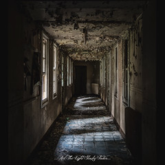 Flakey... (As The Light Slowly Fades...) Tags: urbex derelict abandoned decay dust hospital asylum forgotten
