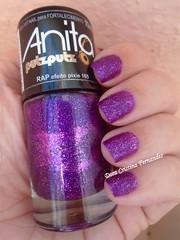 Anita - RAP (Dora Cristina Fernandes) Tags: anita liquidsand vernizroxo purplenailpolish artisticnails unhasdecoradas unhasartísticas nagellack smaltoperunghie lacadeunas vernisàongles vernizesdeunhas esmalte nailpolish nails naillacquer prendas presentes