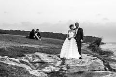 Couples (Manny Esguerra) Tags: outdoors beach bw park landscapes sydney