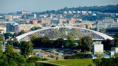 Troja Bridge (Trojský most) - Prague, Czech Republic 01