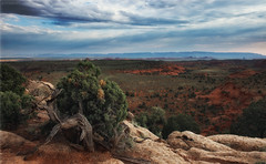. (J.M.Fransen (jero 053) on/off) Tags: usa monumentvalley utah arizona canyon jero053 jeroenfransen huntsmesa mesa