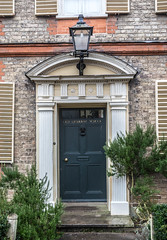 Old Grammar School Door, Dedham High Street (Peter Cook UK) Tags: personal high street grammar dedham school old suffolk door