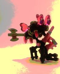 abstract kind of aesthetic pokémon (SuperLushFeverDream) Tags: lego legos moc mocs posterized posterization poster legoposter legoposters pokemon pokémon pokémons fakepokemon bots droids robots ghosts ghotbots aesthetic aesthetics abstract sculpture colors colours color colour rainbow hearts art artwork legoart posters