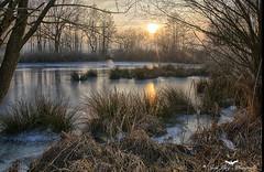 _JB74217_HDR (john_berg5) Tags: winter outdoor landscape sunset river germany bayern bavaria evening