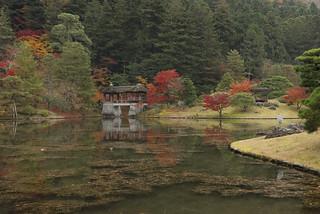 Shugakuin 修学院
