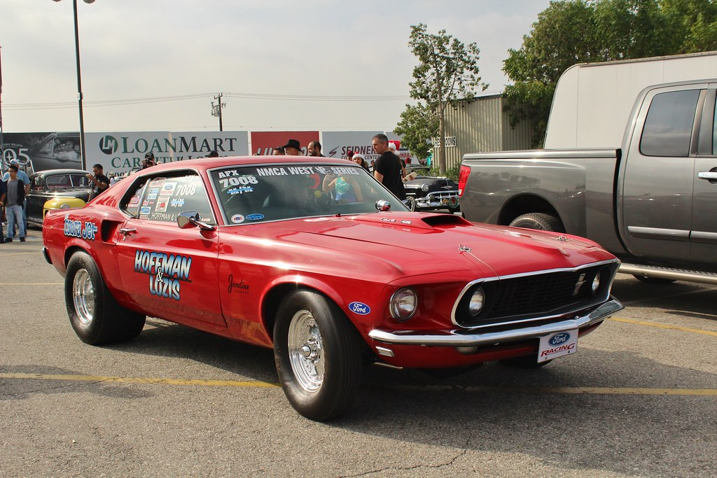 ford mustang research paper