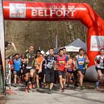 Départ et arrivée de la 15° édition de la Ronde du Salbert, at Belfort, 12 Mar 2017 thumbnail